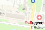 Схема проезда до компании АФРИКА в Барнауле