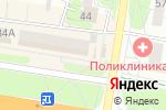 Схема проезда до компании Банк Русский cтандарт в Барнауле