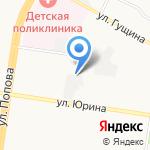 Прима-Стиль на карте Барнаула