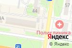 Схема проезда до компании Невская оптика в Барнауле