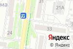 Схема проезда до компании Адвокатская контора №1 Индустриального района в Барнауле