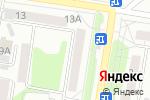 Схема проезда до компании Искусство рукоделия в Барнауле