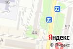 Схема проезда до компании АЛТАЙ СТРОЙПЛАСТ в Барнауле