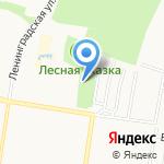 Алтайское краевое отделение Российского творческого союза работников культуры на карте Барнаула