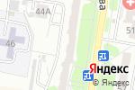Схема проезда до компании Ломбард-Радуга в Барнауле