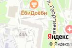 Схема проезда до компании У Шемаханской в Барнауле