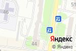 Схема проезда до компании Алина в Барнауле