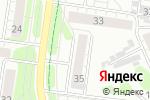 Схема проезда до компании Сеть магазинов зоотоваров в Барнауле