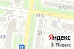 Схема проезда до компании Кудряшка в Барнауле