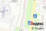 Схема проезда до компании Ремонтная компания в Барнауле