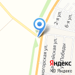 ГАЗОЙЛ на карте Барнаула