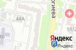 Схема проезда до компании Степан и Марья в Барнауле