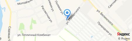 Детство на карте Барнаула