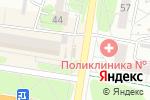 Схема проезда до компании Магазин овощей и фруктов в Барнауле