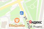 Схема проезда до компании Русский фейерверк-Барнаул в Барнауле