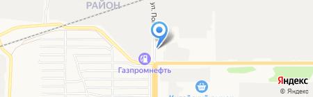 Тракторная компания на карте Барнаула
