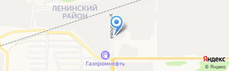 24 часа на карте Барнаула