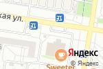 Схема проезда до компании Кристалл в Барнауле