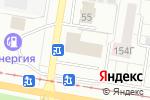 Схема проезда до компании Триумф в Барнауле