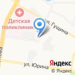 Совершенство на карте Барнаула