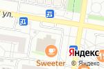 Схема проезда до компании Эвалар в Барнауле
