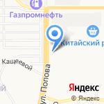 Центр кузовного ремонта на карте Барнаула
