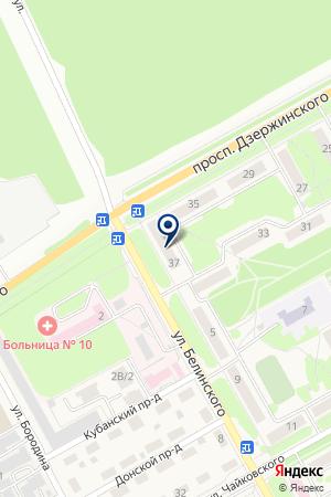 Есть что съесть на карте Барнаула