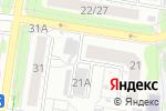 Схема проезда до компании Перспектива, ТСЖ в Барнауле