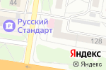 Схема проезда до компании Авторитет в Барнауле