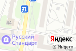 Схема проезда до компании Ианта в Барнауле