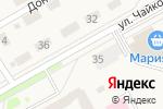 Схема проезда до компании Империя вкуса в Барнауле
