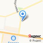 Империя вкуса на карте Барнаула