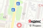 Схема проезда до компании Медицинский кабинет в Барнауле