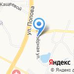 Бюро исправлений кредитных историй на карте Барнаула