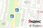 Схема проезда до компании Сигнал в Барнауле