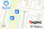 Схема проезда до компании Данко в Барнауле