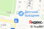 Схема проезда до компании Эльфика22 в Барнауле