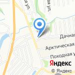 Агрегаты на карте Барнаула
