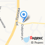 СтройАльянс на карте Барнаула