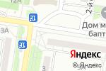 Схема проезда до компании Кружка в Барнауле