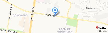 ПрофКрепеж на карте Барнаула