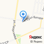 Перспектива на карте Барнаула