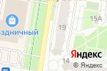 Схема проезда до компании Дент-Арт в Барнауле