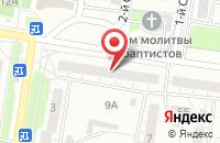 Схема проезда до компании Мельничный Центр «Рим» в Барнауле