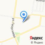 Сюрприз на карте Барнаула
