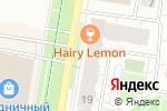 Схема проезда до компании Благополучие в Барнауле