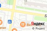 Схема проезда до компании Цве...точка в Барнауле