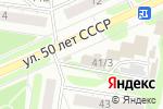 Схема проезда до компании Банкомат, Газпромбанк в Барнауле