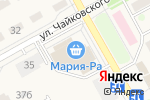 Схема проезда до компании Блис в Барнауле