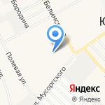 Алтайбус на карте Барнаула